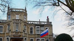 Посольство РФ прокомментировало рекомендации властей Британии перед ЧМ