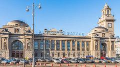В Москве эвакуировали сотни людей с железнодорожных вокзалов