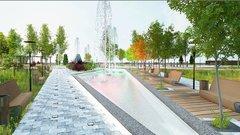 В Черкесске появится парк с велодорожками и фонтаном