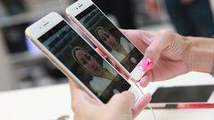 Apple выдан патент на экран со встроенным сканером отпечатков пальцев