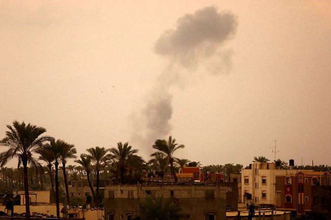 Израиль Сектор Газа