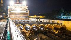 Вашингтон передумал вводить санкции заNord Stream 2