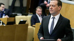 Медведев объявил мораторий наповышение налогов