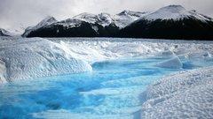 Ученые нашли вулкан под ледником Пайн-Айленд в Антарктиде