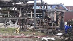 Раскрыты подробности взрыва и пожара на НЛМК в Липецке
