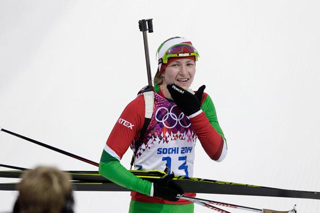 Четырехкратная олимпийская чемпионка Дарья Домрачева объявила озавершении карьеры