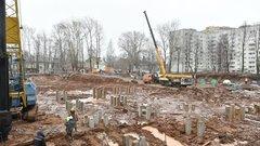 В Перми приступили к строительству нового корпуса гимназии №3