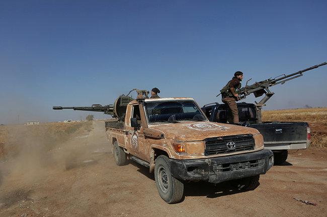 Иракские правительственные войска зашли вКиркук