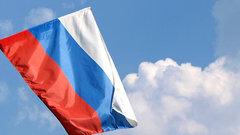 ВДонецке подняли российский флаг (ВИДЕО)