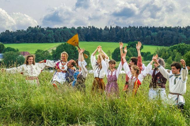 фестиваль традиционной культуры