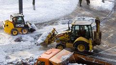 В Салехарде контролируют уборку снега онлайн