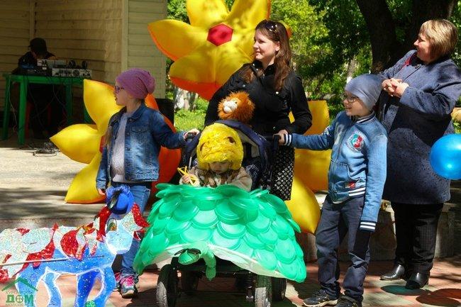 фестиваль Парад детства