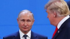 «Яверю Путину»: Трампа обвинили впредательстве разведки США