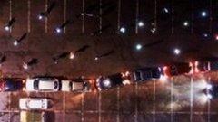 Воронежские автомобилисты провели флешмоб ко Дню космонавтики