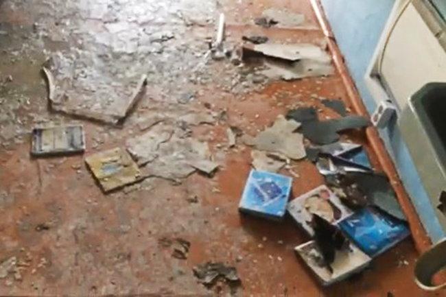 после нападения на школу в поселке Сосновый Бор города Улан-Удэ