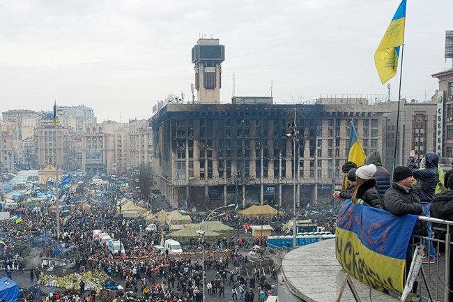 Свидетельница рассказала онападениях наантимайдановцев вКиеве