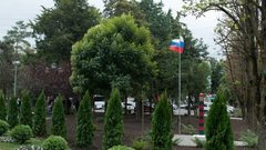 В Краснодаре после реконструкции открылся сквер Пограничников