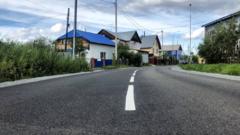В Кировской области меньше чем за сутки восстановили размытую водой дорогу