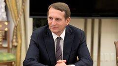 Обозреватель назвал тайные цели визита Нарышкина в Белоруссию