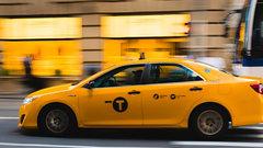 В московском такси ограбили британца