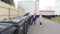 В Ханты-Мансийске установят более 400 новых мусорных баков