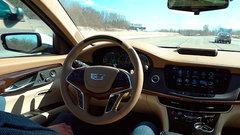 General Motors разработал систему автопилота Super Cruise