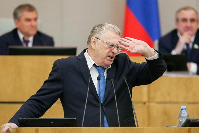 План «Барбаросса-2» подписан: Жириновский предрек атаку Украины на Россию