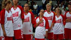 Российские баскетболистки завоевали путевку на чемпионат Европы-2015