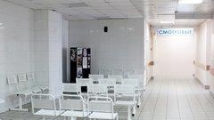 В поликлинике №1 в городе Мурманске заканчивается реконструкция.