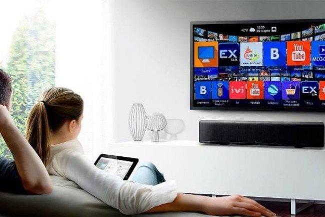 подключить телевизор к интернету