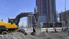 На проект реконструкции улицы в Омске выделили более 31 млн рублей
