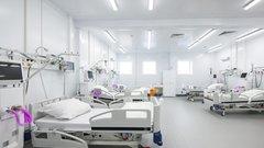 В Иркутской области открылись три медцентра для лечения пневмоний
