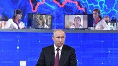 Реанимация рейтинга: какие задачи решал Кремль в ходе прямой линии