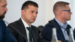 Зеленский написал себе русскоязычную шпаргалку для переговоров с Путиным
