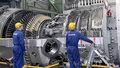 Siemens сименс турбина