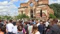 Протест в  Чемодановке