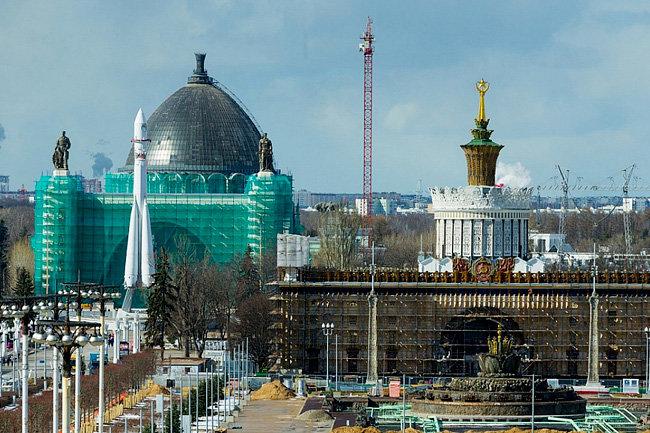 Реставрацию объектов культурного наследства в столице наполовину финансируют частные инвесторы