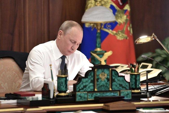 Путин опередил Трампа всписке самых влиятельных людей мира