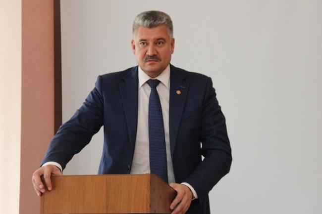 Министр здравоохранения Чувашии Владимир Викторов