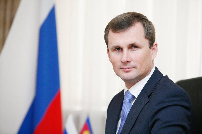 Вице-губернатор Краснодарского края А.Коробка