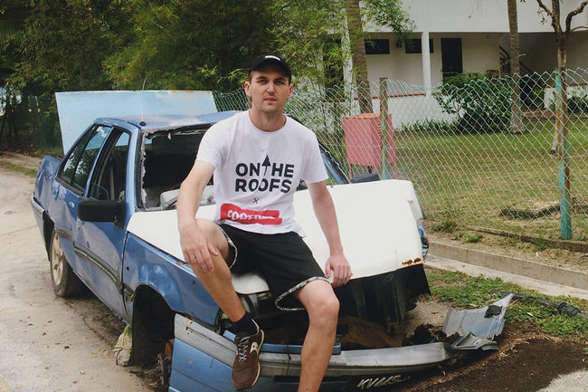 Энди Картрайт
