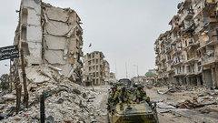 При атаке террористов наДераа вСирии погиб ребенок