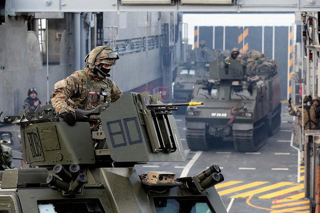 НАТО армия