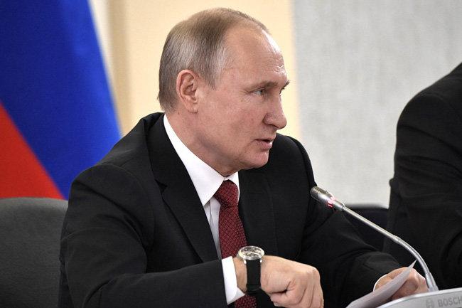 Почему американцы не обнародовали компромат на Путина