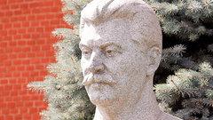 Страсти по Иосифу: как в Челябинской области делят затонувший памятник Сталину