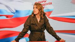 Собчак и Медведев проголосовали навыборах президента РФ