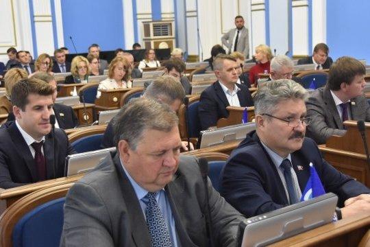 Депутаты ПГД обсудили методику расчета тарифа на проезд в общественном транспорте.