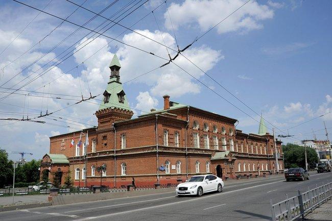 Городской совет Омск
