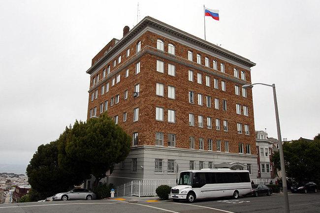 Генконсульство России в Сан-Франциско