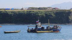 НаКурилах проводят опрос опринадлежности островов